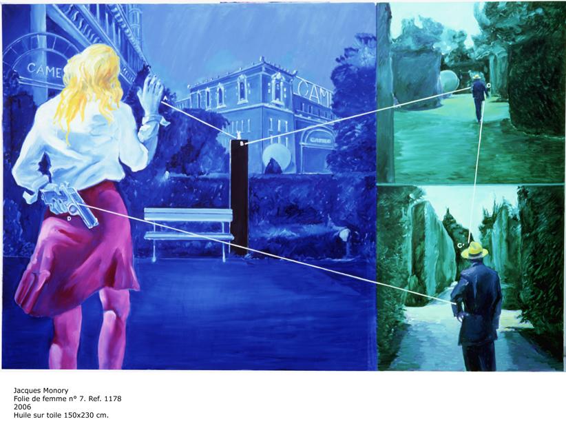Folie de femmes n°7, ref. 1178, 2006 copia 2