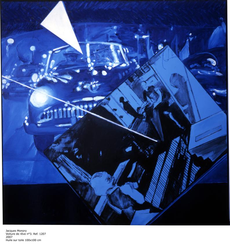 Voiture de rêve n°3 ref 1207 2007 copie copia